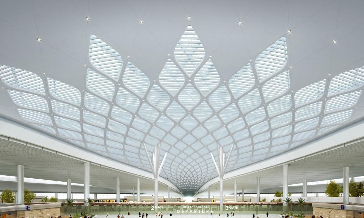 Construction of Long Thanh Airport to begin next month