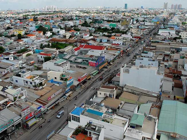 Hoc Mon,Binh Chanh和Nha Be的三个区何时到达该区?